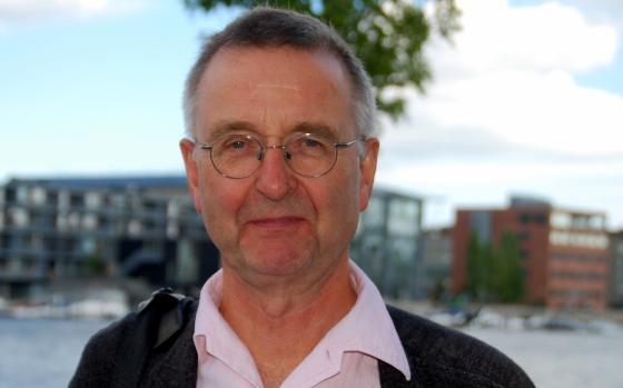 Professor Tim Lang, City University of London, har beskæftiget sig med fødevarepolitik siden 1970erne.